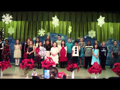Holy Trinity Orthodox Christian Academy and Preschool Nativity Performance 2014