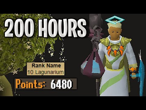 Getting Rank 10 Made Me 200,000,000 GP On RuneScape.