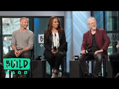 "Robert Schenkkan, James Badge Dale And Tamara Tunie Discuss ""Building The Wall"""