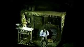 Sweeney Todd - Broadway - Len Cariou & Angela Lansbury (full show)  1979
