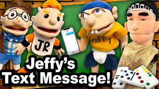 SML Movie: Jeffy's Text Message!