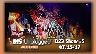 Disney Parks & Resorts Announcements | D23 Expo 2017
