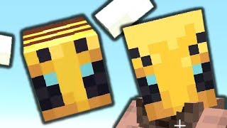 Minecraft but everything is BEES!