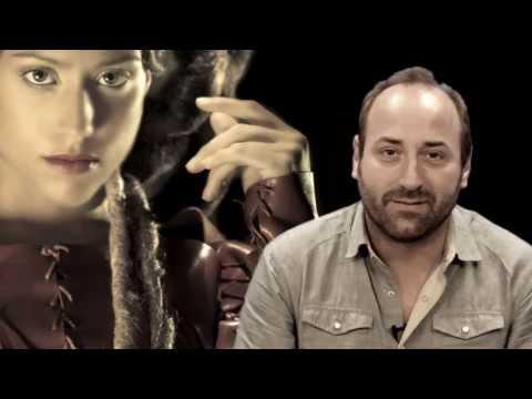 MANIEN - La obra de Miguel Angel Peluqueros para los Premios Figaro 2013 - by Dex Media