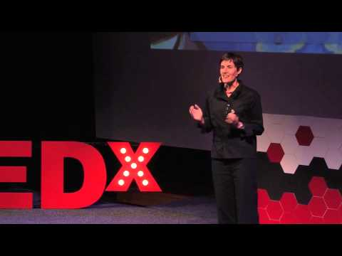 The monolingual mindset: Felicity Meakins at TEDxSouthBankWomen