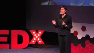 The monolingual mindset: Felicity Meakins at TEDxSouthBankWomen