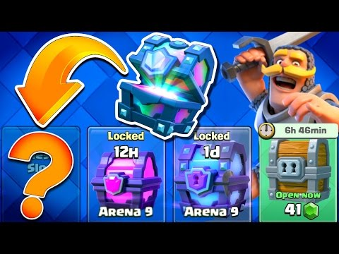 BEST CHEST DAY EVER! // Clash Royale