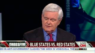 Crossfire: The great divide - red vs. blue states (part1/3)