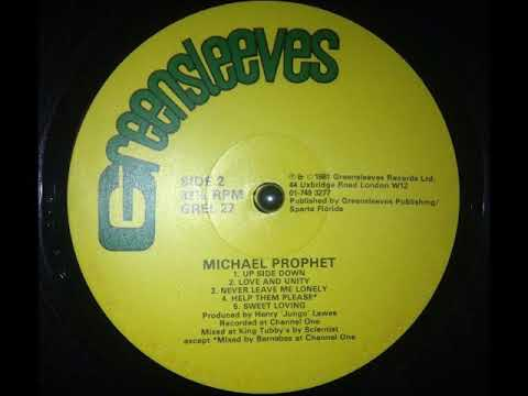Michael Prophet - Love And Unity