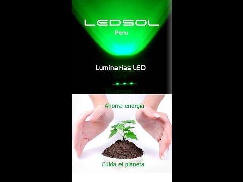 Ledsol Peru - poste solar ecologico