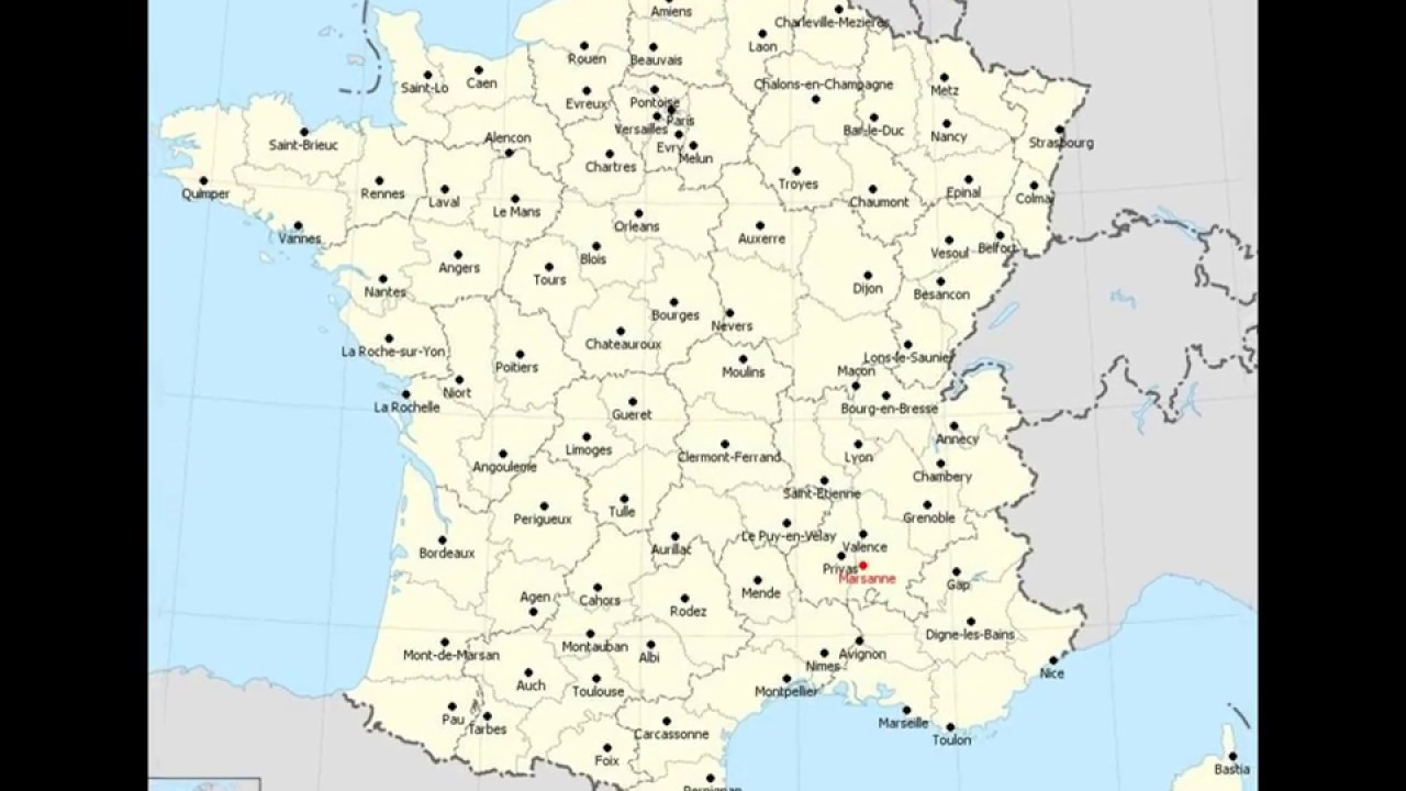 Germany , Italy , France location map - YouTube on