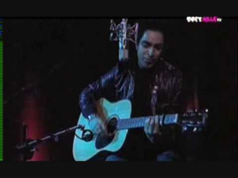 Navin Kundra - Tere Liye - Live Acoustic Session on BritAsia TV (Part 3 of 3)