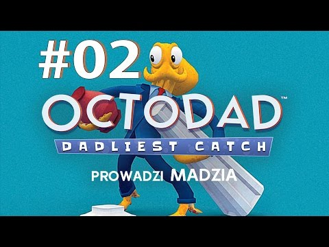 Octodad: Dadliest Catch #02 - Zakupy i akwarium