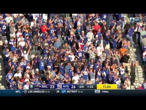 Odell Beckham Jr. play of the week   Ravens vs. Giants   NFL