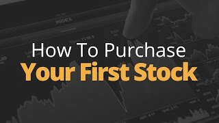 How to Purchase Y๐ur First Stock | Phil Town