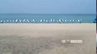 timelapse a la playa de Sokcho, 속초 en Corea del Sur,  timelapse south korea