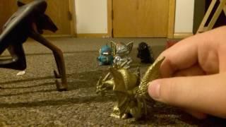 Godzilla adventure episode 1 little kids