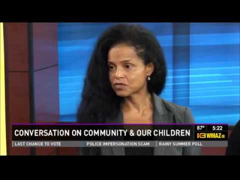 Victoria Rowell Promotes Foster Care