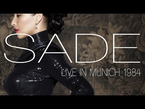 "DVD SADE ""LIVE IN MUNICH 1984"" COMPLETO ""OFICIAL"""