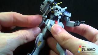 1/144 HGBF Cross Bone Gundam Maoh Review