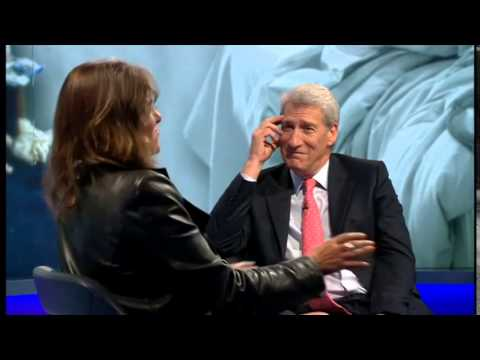 Tracey Emin on Newsnight Discusses Her Bed With Paxman - 27/05/2014