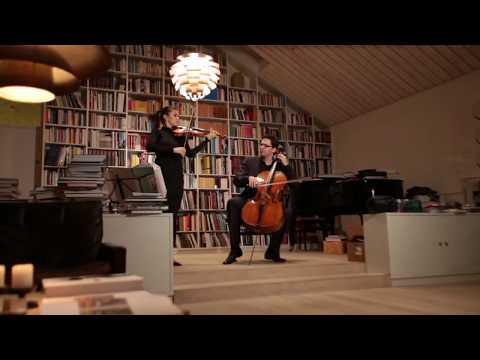 KAREN GOMYO & CHRISTIAN POLTERA | HONEGGER · SONATINE
