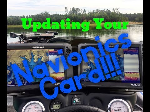 How To Update Your Navionics Card