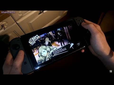 PERSONA 5 on NINTENDO SWITCH | In-Home Switching v2 + ViGEm | PS4 Remoteplay