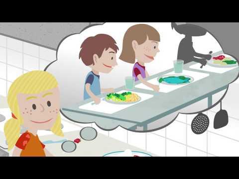 Im Film Vorgestellt: IN FORM - Deutschlands Initiative Für Gesunde Ernährung Und Mehr Bewegung