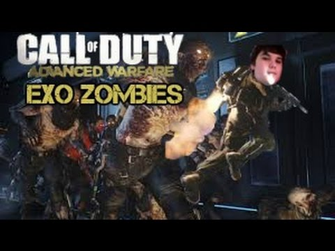 Half Term Season Episode IM EPIC AT OUTBREAK Call Of Duty - Call duty exo zombies trailer looks epic