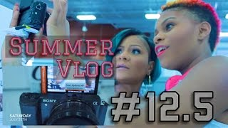 | VLOG | Summer Vlog # 12.5 Attiudes, Camera Shopping (Sony a5100) & Rocky has a INSTAGRAM PAGE!