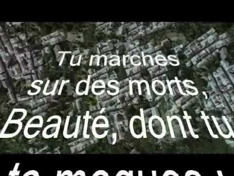 Baudelaire Videoactivité Hymne à La Beauté