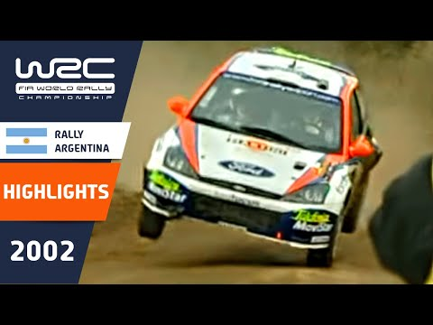 WRC Daily Highlights: Argentina 2002 Day 2: 26 Minutes