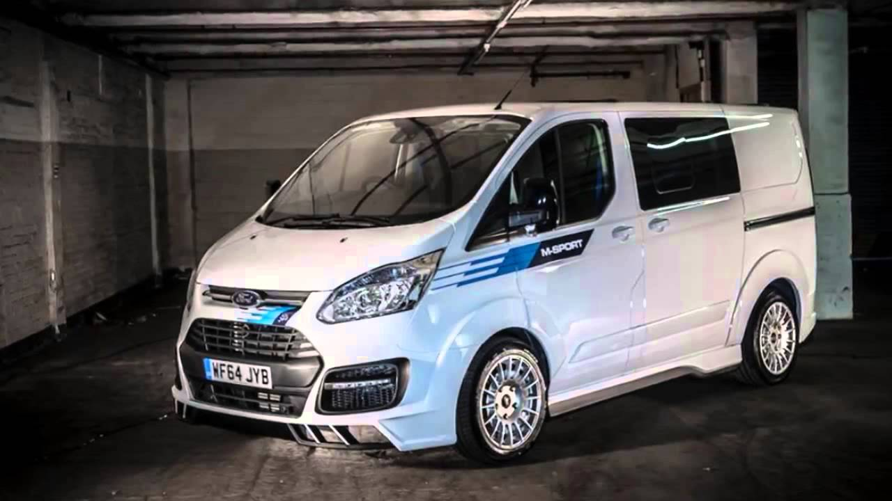 9e788431b1 Limited Edition WRC Ford Transit M Sport - YouTube