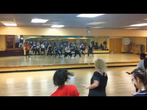 DARKIE'S Island Fusion  hip hop  class(2)