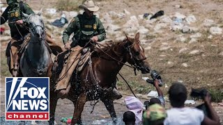 'The Five' grills White House over banning horseback agents