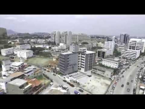 Dron Video cercanias de Edificio Kennedy Town Center