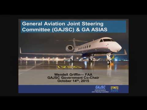 General Aviation:  Industry and Government Perspectives and Actions 2016