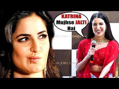 Katrina Kaif Feels JEALOUS Of Sister Isabelle Kaif