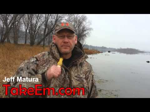 Mallard Feed Call Instructions And Tips -- TakeEm Calls