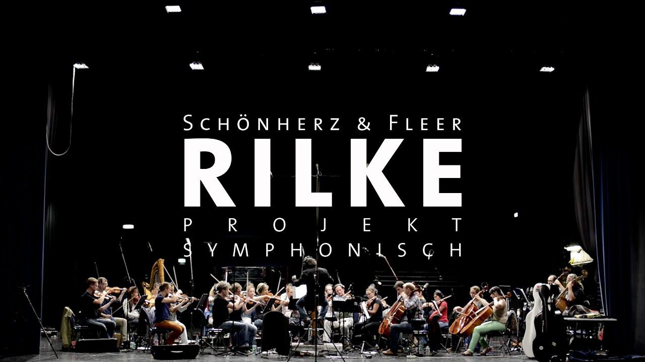 """Schönherz & Fleer """"Symphonic Rilke Projekt - Dir zur Feier"""" (Official Trailer)"""