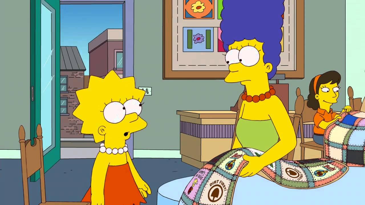 Resultado de imagen para los simpson escenas todas las temporadas