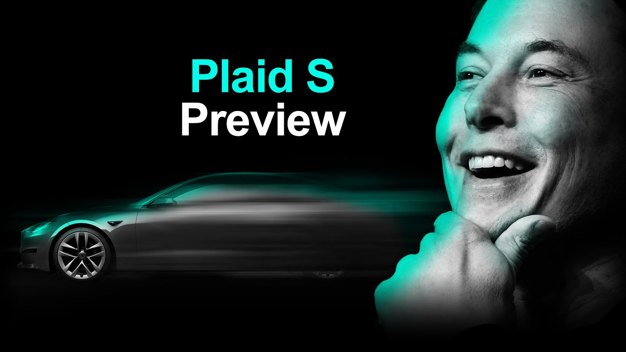 Tesla Model S Plaid Hype Train