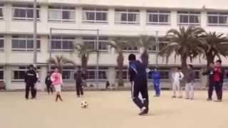 大河フットボールクラブ2013年度初蹴り