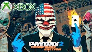 payDay 2 # 81  Смотрим PayDay 2 на XBOX ONE S