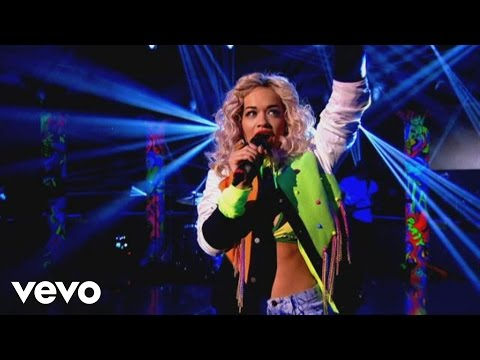 RITA ORA - How We Do (Party) [Live On Jonathan Ross]