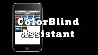 """ColorBlind Assistant"" App"