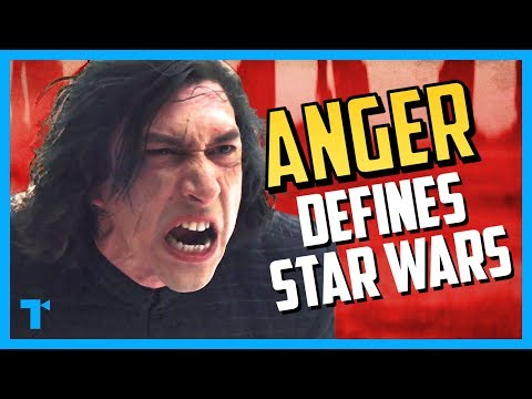 Star Wars Defined - Kylo Ren's Rage