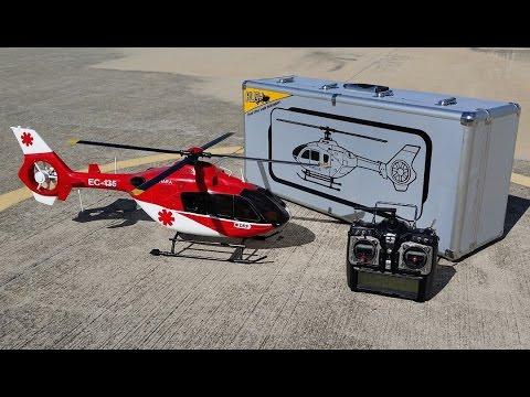 EC135 450 SCALE FUSELAGE