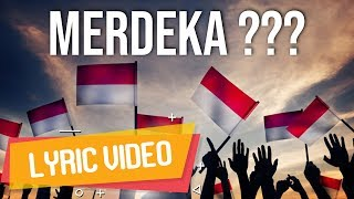 Gambar cover ECKO SHOW feat. JUNIOR KEY - MERDEKA ??? [ Lyric Video ]